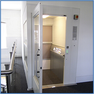 platform lifts nlc nova lift co. Black Bedroom Furniture Sets. Home Design Ideas